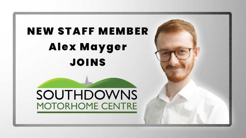 Alex Mayger - Southdowns Motorhome Centre