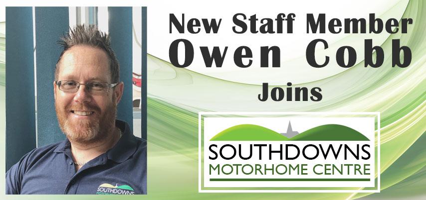 Owen Cobb - Southdowns Motorhome Centre
