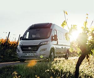Burstner Camper Vans